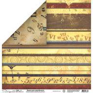 Бумага 008, коллекция Часы
