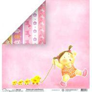Бумага 325, коллекция Baby girl