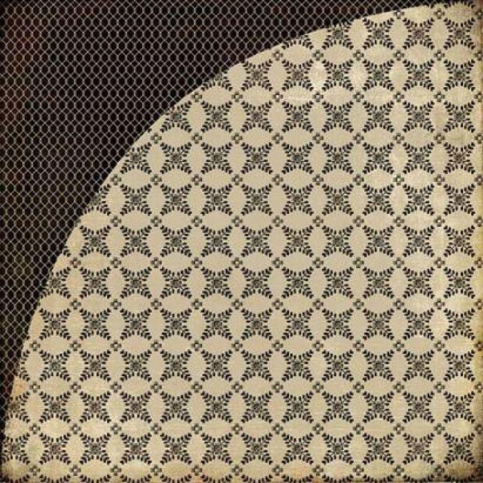 Бумага Charisma, коллекция Little Black Dress для скрапбукинга