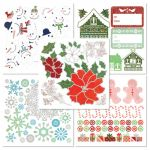 Набор натирок, коллекция Nordic Holiday