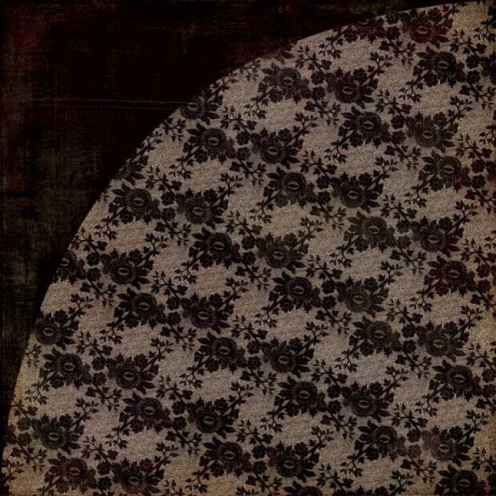 Бумага Swanky Grand, коллекция Little Black Dress для скрапбукинга