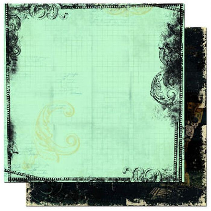 Бумага Aperture, коллекция Mama-Razzi для скрапбукинга