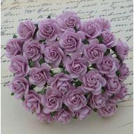 Розы сиреневые, 10 мм
