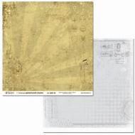 Бумага ДМБ-02, коллекция Дембельский альбом