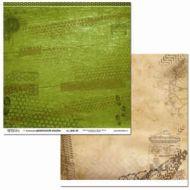 Бумага ДМБ-06, коллекция Дембельский альбом