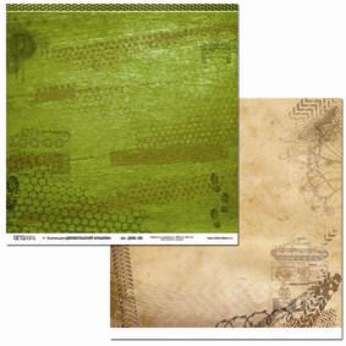 Бумага ДМБ-06, коллекция Дембельский альбом для скрапбукинга
