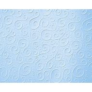 Голубой картон с тиснением милан