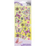 3-D наклейки Бабочки