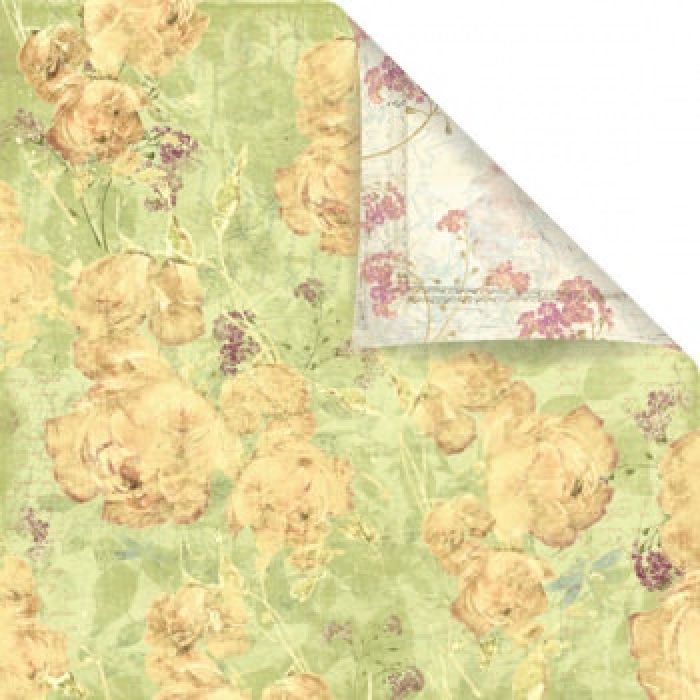 Бумага Beloved, коллекция Botanical для скрапбукинга