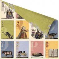 Бумага COURIER, коллекция LONDONERRY