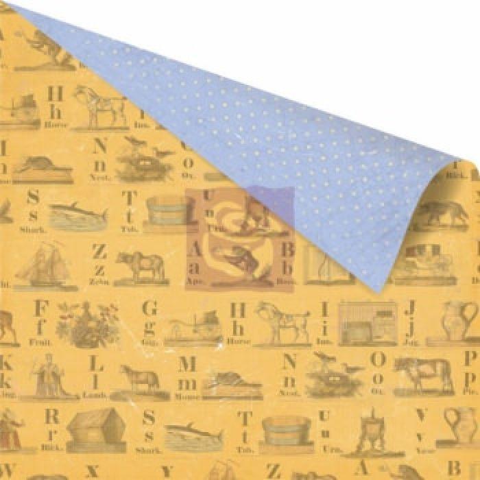 Бумага SAMPLER, коллекция LONDONERRY для скрапбукинга