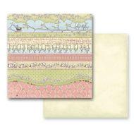 Бумага Green Fields, коллекция Jack and Jill