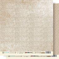 Бумага тёплый свитер из коллекции крафтовая зима