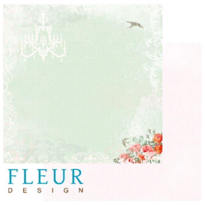Бумага Весеннее очарование, коллекция Цветущая весна для скрапбукинга