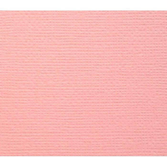 Кардсток текстурированный БЛЕДНО-РОЗОВЫЙ для скрапбукинга