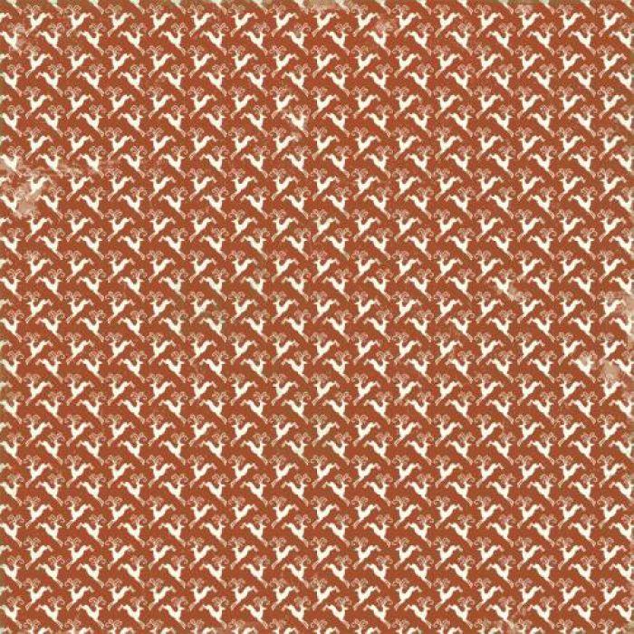 Бумага Rudolph, коллекция Traditional для скрапбукинга