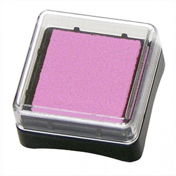 Штемпельная подушечка розовая