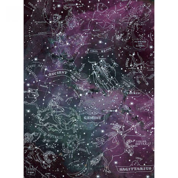 Рисовая бумага звездное небо для скрапбукинга