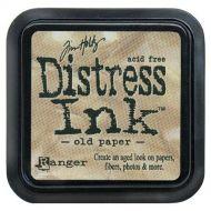Дистрессинговые чернила, цвет Old Paper, Ranger Ink