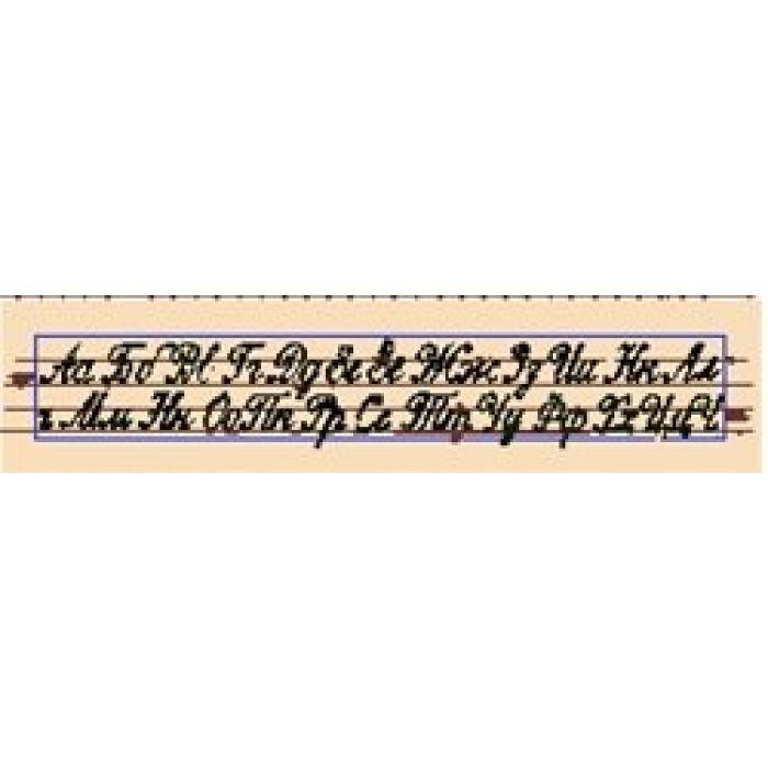 Бумажный скотч ПРОПИСИ для скрапбукинга