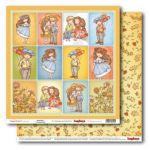 Бумага мальчик и девочка, коллекция мальчик и девочка