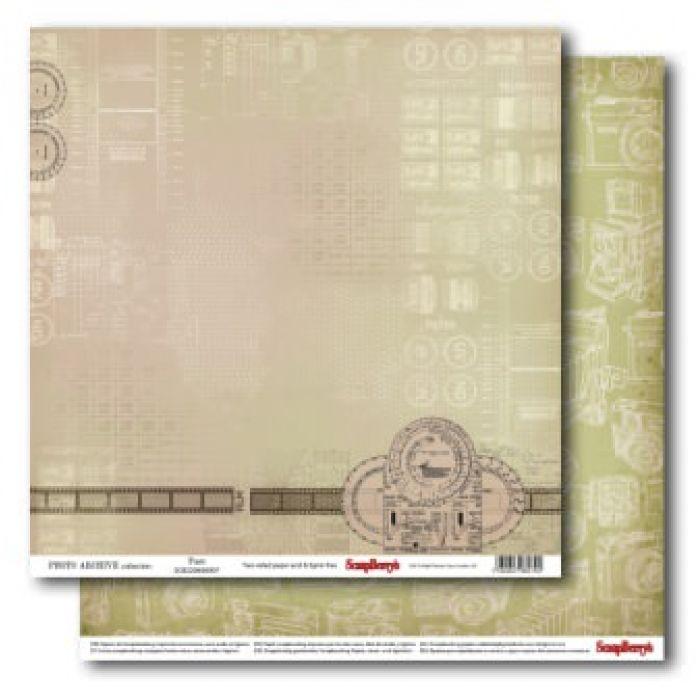 Бумага диафрагма, коллекция фотоархив для скрапбукинга