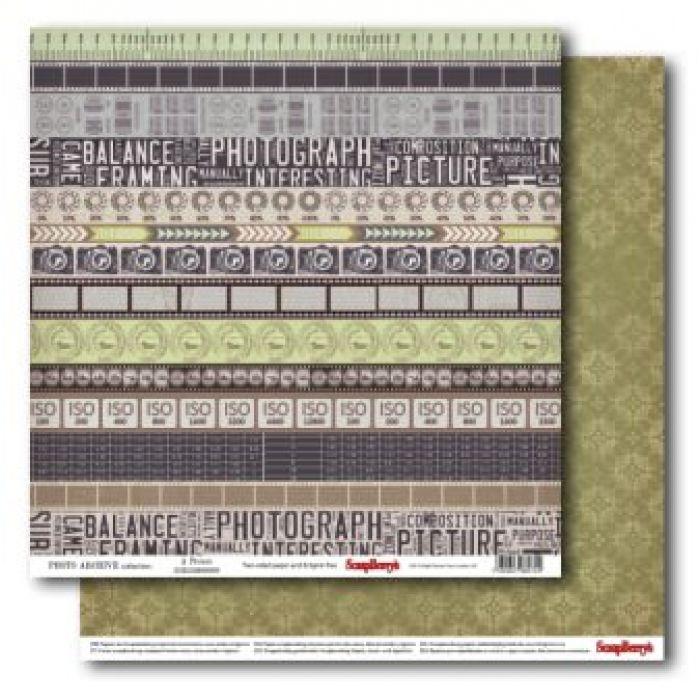 Бумага фотография, коллекция фотоархив для скрапбукинга