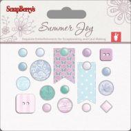 Декоративные брадсы летняя радость 1