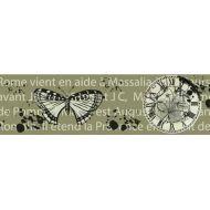 Бумажный скотч время бабочек