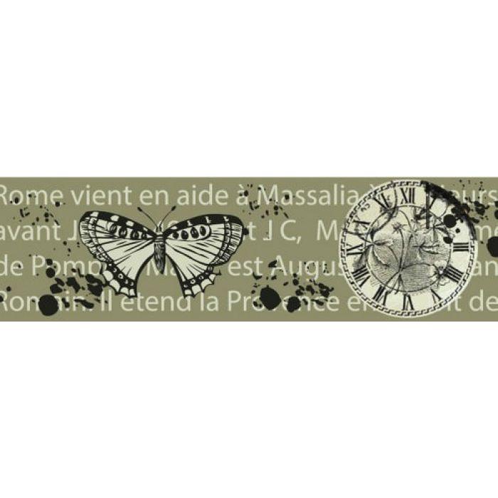 Бумажный скотч время бабочек  для скрапбукинга