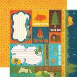 Бумага Journaling, коллекция The Great Outdoors