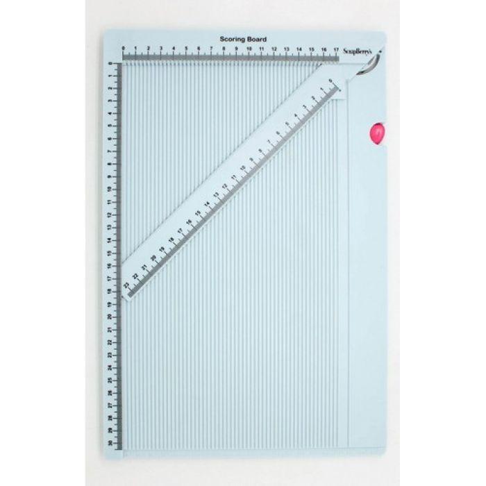 Доска для сгибов 34,4 х 23 см для скрапбукинга