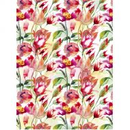 Рисовая бумага тюльпаны