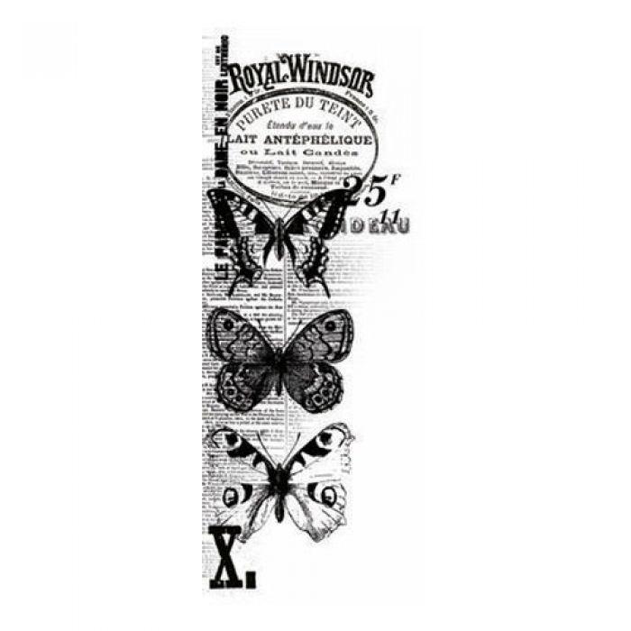 Текстурный штамп виндзор для скрапбукинга