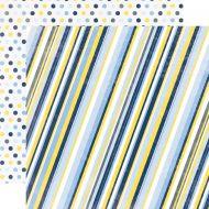 Бумага Stripe, коллекция Pride and Joy
