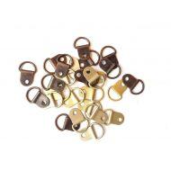 Набор металлических петелек Antique Round