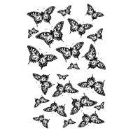 Оверлей бабочки