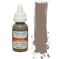 Акриловая краска какао с молоком