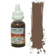 Акриловая краска молочный шоколад