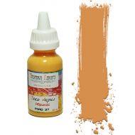 Акриловая краска абрикос