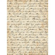 Рисовая бумага старинная рукопись