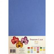 Голубой фоамиран